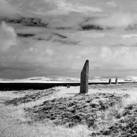 Ring of Brodgar, near Stromness, Scotland
