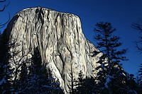 "El Capitan, Yosemite National Park, CA (Sony ""illustration mode"""